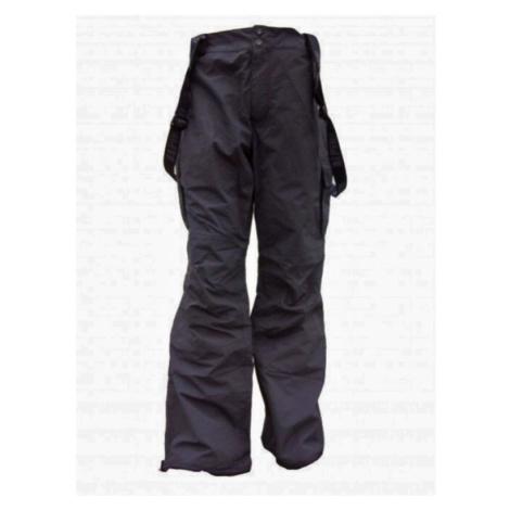 Pánské kalhoty Alpine Pro TERMINAL - černá