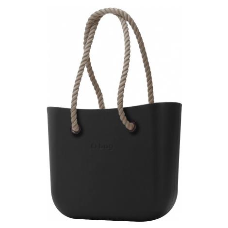 O bag kabelka Nero s dlouhými provazy natural