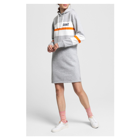 ŠATY GANT D1.GRAPHIC BLOCK STRIPE DRESS