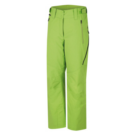 HANNAH Puro Dámské lyžařské kalhoty 216HH0066HP06 Lime green