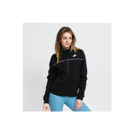 Nike W NSW Millenium Essential Fleece FZ Hoody černá