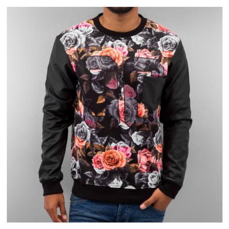 Just Rhyse Rose Sweatshirt Black