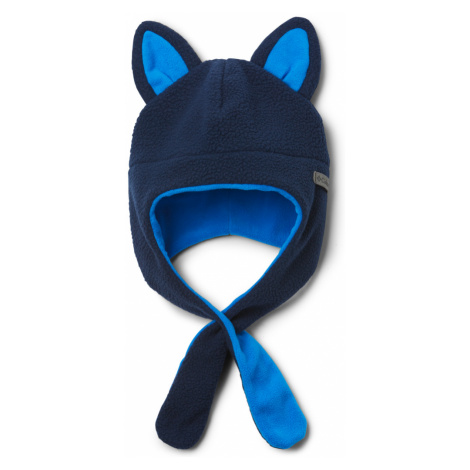 Čepice Columbia Tiny Animal Beanie - modrá
