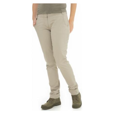 Dámské kalhoty BUSHMAN MINIA béžová