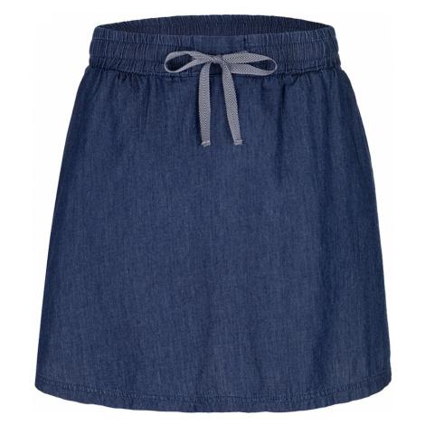 LOAP NEA Dámská sukně CLW2199M68M Tmavě modrá