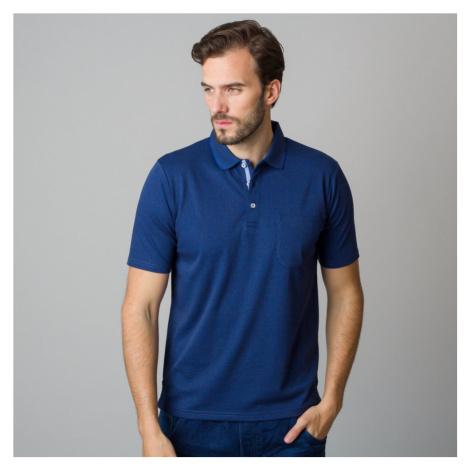 Pánské polo tričko tmavě modré barvy 11795 Willsoor