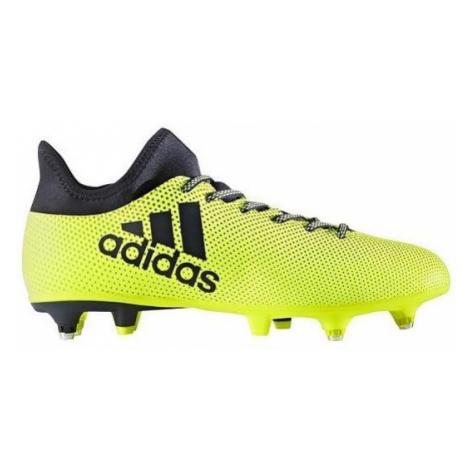 Kopačky Adidas X 17.3 SG Žlutá