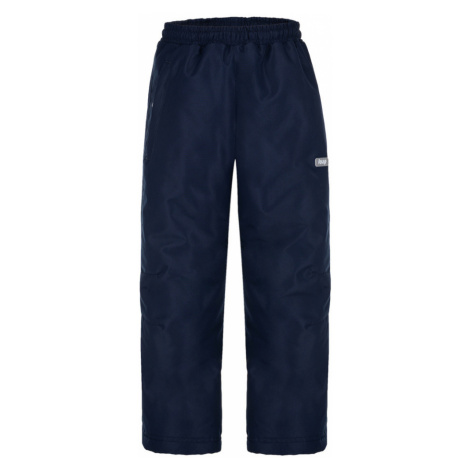 LOAP CUDOR Dětské zimní kalhoty OLK2016M37M Modrá