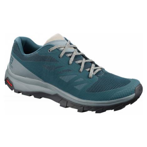 Salomon OUTLINE modrá - Pánská obuv
