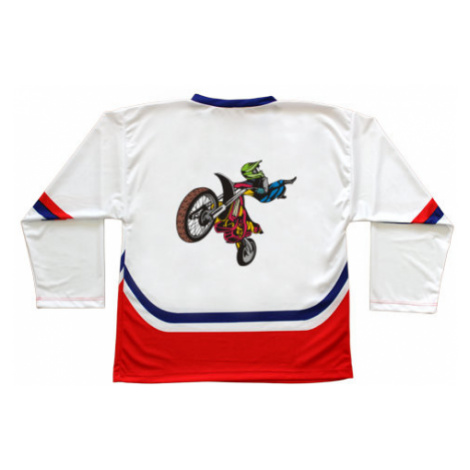 Hokejový dres ČR Motorkář