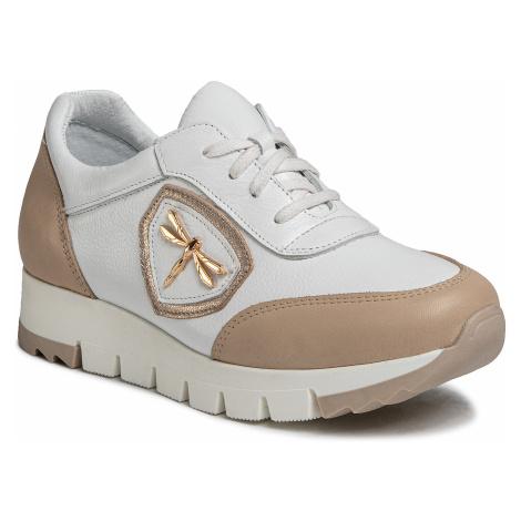 Sneakersy EKSBUT - 29-5852-378/H65-1G Bílá