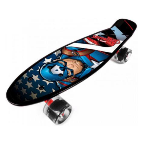 Disney CAPITAIN AMERIKA - Skateboard