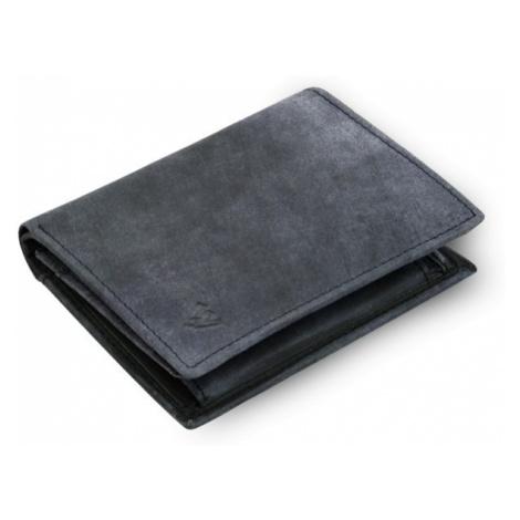 Modrá pánská kožená JEANS peněženka Raffael Arwel