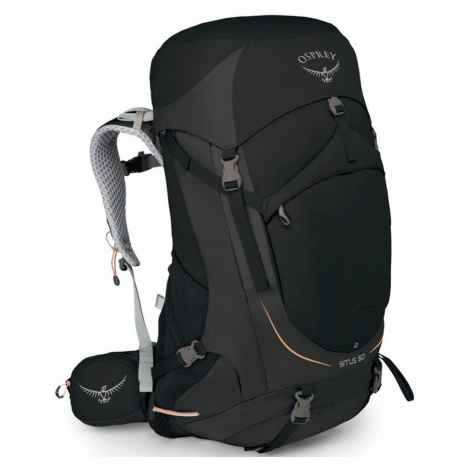 OSPREY SIRRUS 50 II Outdoorový batoh OSP2103042301 black