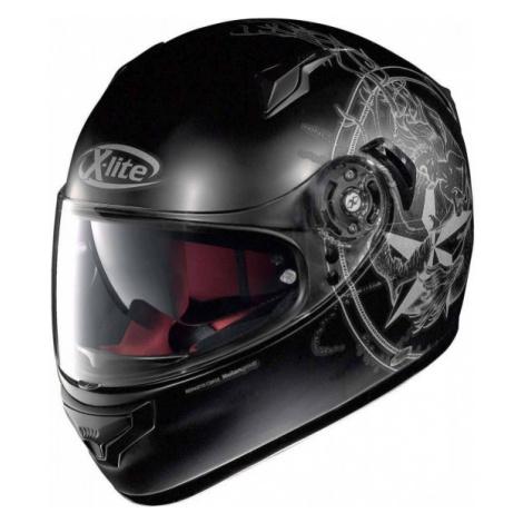 Moto Helma X-Lite X-661 Sirene N-Com Flat Black