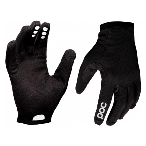 Cyklistické rukavice POC Resistance Enduro uranium černé