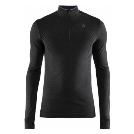 Pánské tričko CRAFT Fuseknit Comfort Z černá
