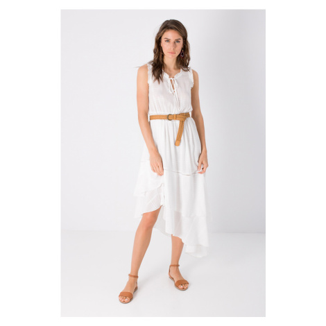 Smash JAYDEN Dámské šaty bílé