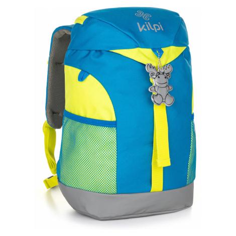 KILPI Dětský batoh 10L FYN-J NJ0051KIBLU Modrá UNI