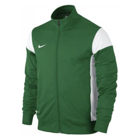Bunda Nike Sideline Knit Academy 14 Zelená / Bílá