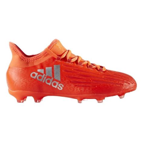 Dětské kopačky adidas X 16.1 FG Oranžová