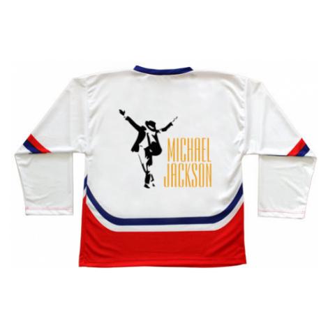 Hokejový dres ČR Michael Jackson
