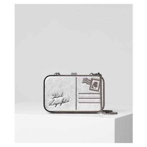 Eveningbag Karl Lagerfeld K/Postcard Minaudiere