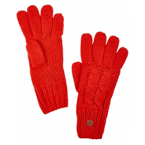 Rukavice Camel Active Handschuh - Červená