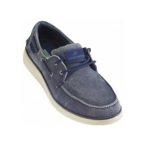Skechers - Status 2.0 Lorano 65908 Modrá
