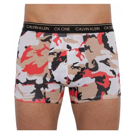 Pánské boxerky CK ONE vícebarevné (NB2216A-AR9) Calvin Klein