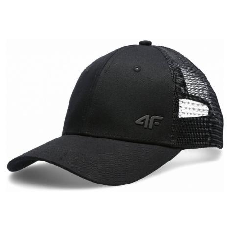 4F CAP CAM003 Černá