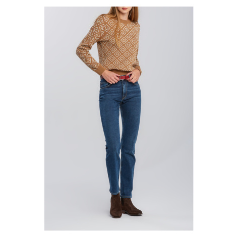 DŽÍNY GANT SLIM SUPER STRETCH JEANS