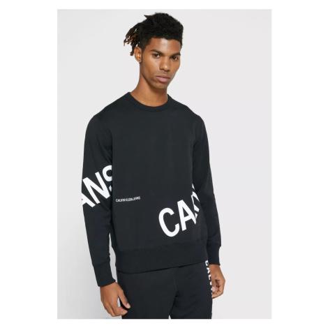 Calvin Klein pánská černá mikina
