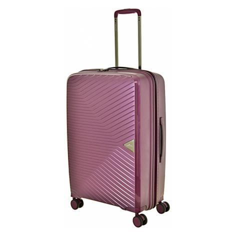 Cestovní kufr March Gotthard M 1200-62-22 70 L fialová