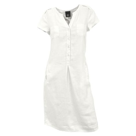 Heine Košilové šaty bílá