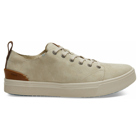 Gravel Pig Suede Men TRVL Lite Low Sneak Toms