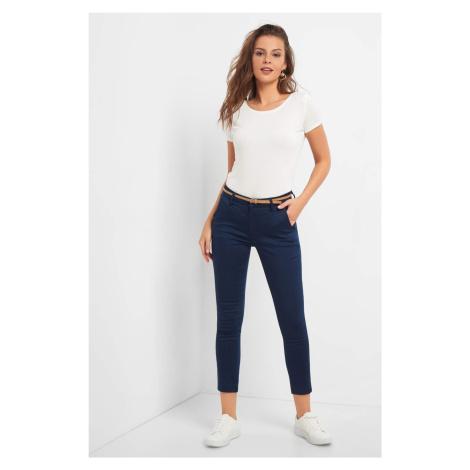 Chino kalhoty s opaskem Orsay