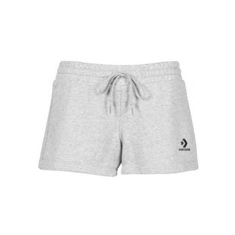 Converse WOMENS EMBROIDERED STAR CHEVRON SHORT FT