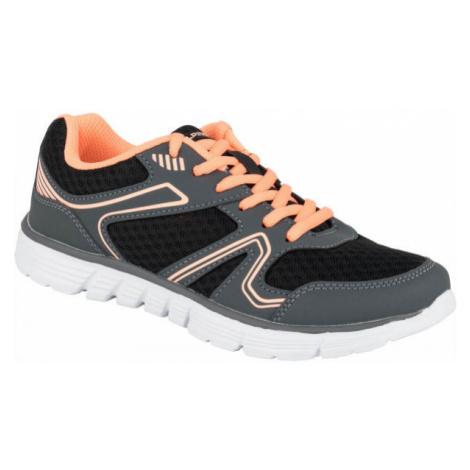 ALPINE PRO CAIARA oranžová - Dámská volnočasová obuv