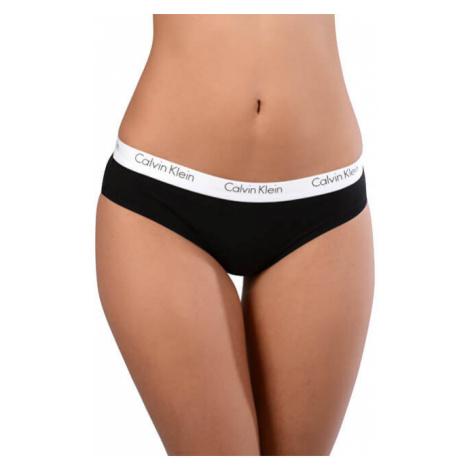 Calvin Klein Calvin Klein dámské černé kalhotky