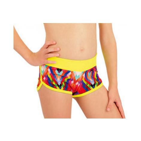 Dívčí plavky kraťasy Litex 63621 | viz. foto