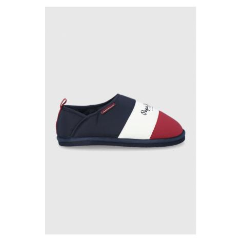 Pepe Jeans - Pantofle Home Brit