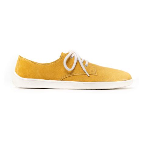 Barefoot Be Lenka City - Mustard & White 47