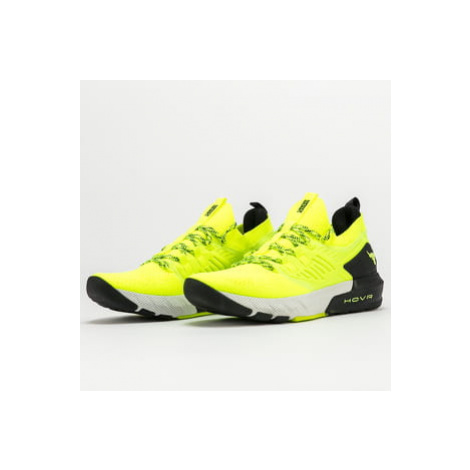 Under Armour Project Rock 3 yellow