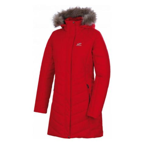 Hannah MAURICIA II červená - Dámský zimní kabát