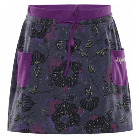 ALPINE PRO IMAGO Dětská sukně KSKN047602PA mood indigo