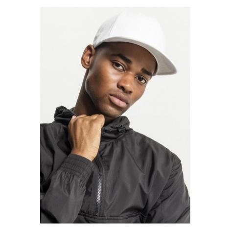 Urban Classics Organic Cotton Snapback white