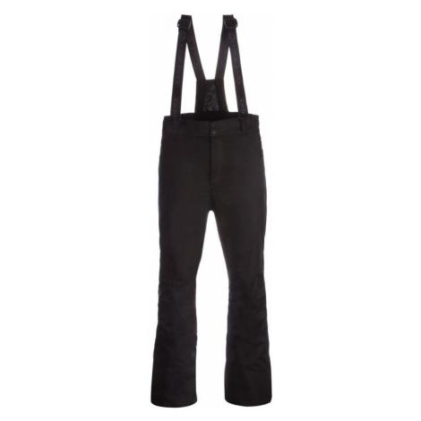 ALPINE PRO NUDD 4 Pánské lyžařské kalhoty MPAM311990 černá