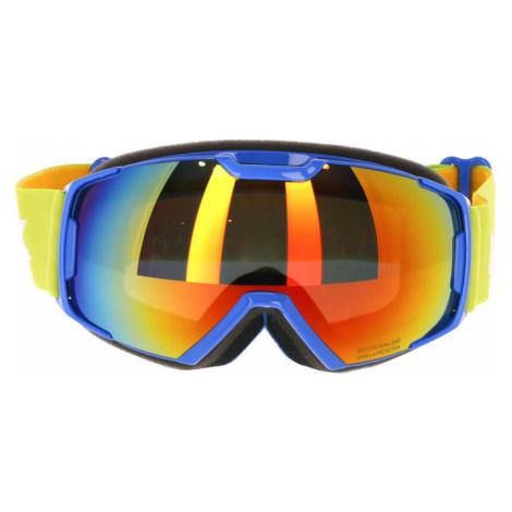 OATH Dětské lyžařské brýle UCACEYM20001-COB COBALT DLX