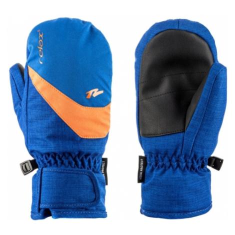Dětské rukavice Relax QUENTE - modrá